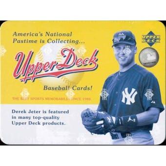 2005 Upper Deck Origins Baseball Hobby Tin (Box)