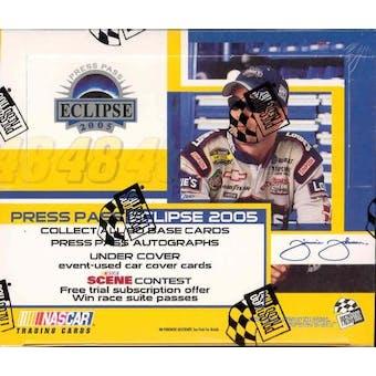 2005 Press Pass Eclipse Racing Hobby Box