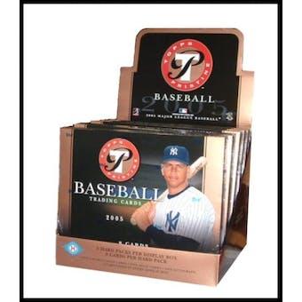 2005 Topps Pristine Baseball Hobby Box