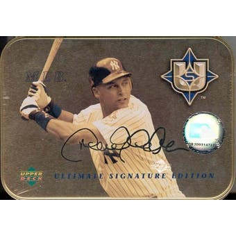 2005 Upper Deck Ultimate Signature Edition Baseball Hobby Box