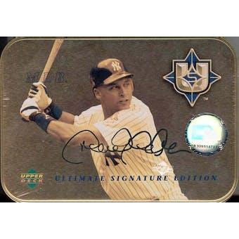 2005 Upper Deck Ultimate Signature Edition Baseball Hobby Box