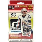 2018 Panini Donruss Football Hanger Box (Red)