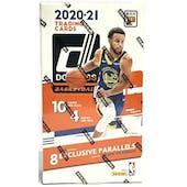 2020/21 Panini Donruss Basketball Asia Tmall Hobby Box