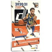 2020/21 Panini Donruss Basketball Asia Tmall Hobby 20-Box Case