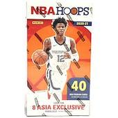 2020/21 Panini NBA Hoops Basketball Asia Tmall Hobby Box
