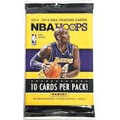 2014/15 Panini Hoops Basketball Retail Pack (Lot of 24) = 1 Retail Box!
