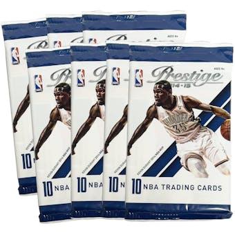2014/15 Panini Prestige Basketball Blaster Pack (Lot of 7) = 1 Blaster Box!