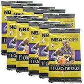 2014/15 Panini Hoops Basketball Blaster Pack (Lot of 10) = 1 Blaster Box!