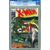 X-Men #61 CGC 9.2 Oakland Pedigree (OW-W) *0759675001*