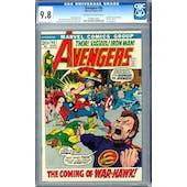 Avengers #98 CGC 9.8 (OW-W) *0798922003*