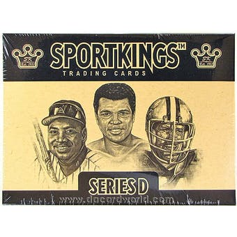 2010 Sportkings Series D Hobby Box