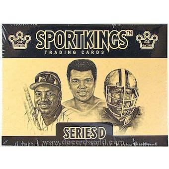 2010 Sportkings Series D Hobby Box