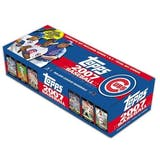 2007 Topps Factory Set Baseball (Box) (Chicago Cubs)