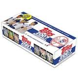 2007 Topps Factory Set Baseball (Box) (New York Yankees)