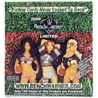 BenchWarmer Limited Hobby Box (2008)