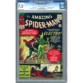 Amazing Spider-Man #9 CGC 7.5 (OW-W) *0918903009*