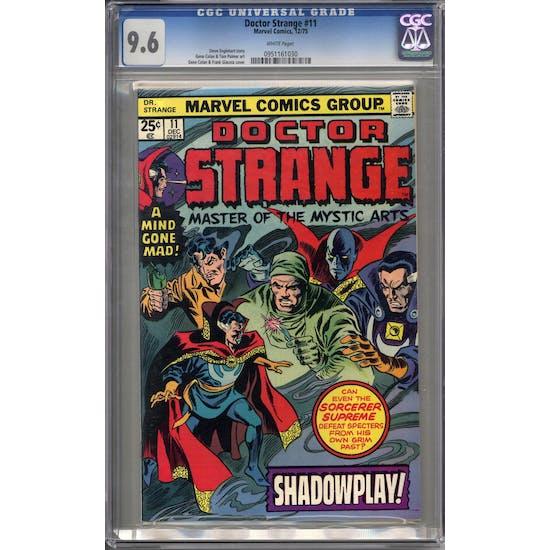 Doctor Strange #11 CGC 9.6 (W) *0951161030*