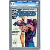 Avengers #223 CGC 9.8 (W) *0952949009*