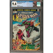 Amazing Spider-Man #122 CGC 9.4 (OW-W) *0977045002*