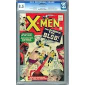 X-Men #7 CGC 8.5 (OW) *0986516003*
