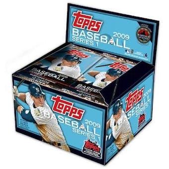 2009 Topps Series 1 Baseball 24-Pack Box
