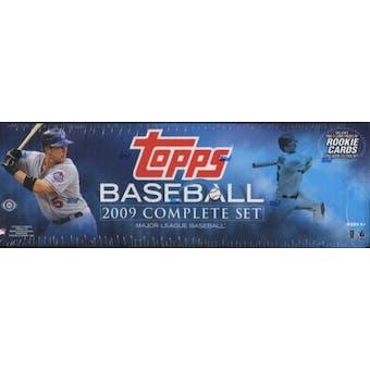 2009 Topps Factory Set Baseball Hobby (Box)