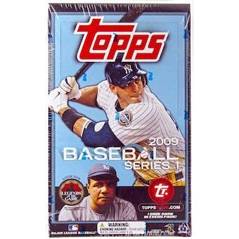 2009 Topps Series 1 Baseball 36-Pack Box