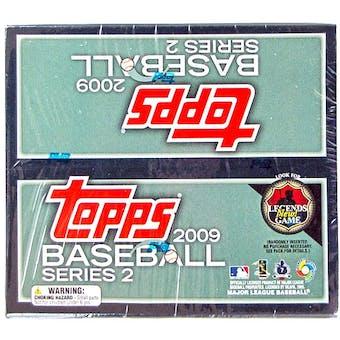 2009 Topps Series 2 Baseball 24-Pack Box