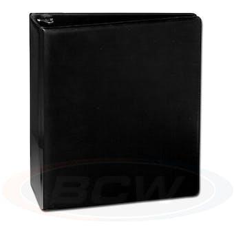 "BCW 2"" Black Card Collectors Album"