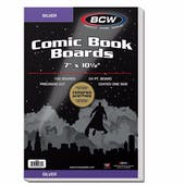 BCW Silver Age Comic Book Backing Boards 100 ct.