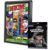 BCW Comic Book Showcase - Silver - UV