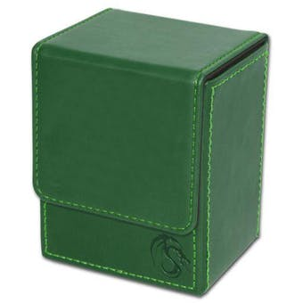 BCW Deck Case LX - Green