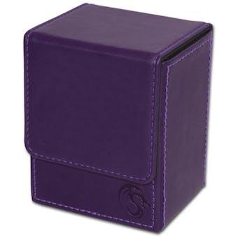 BCW Deck Case LX - Purple