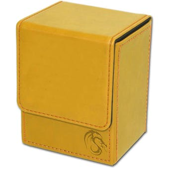 BCW Deck Case LX - Yellow
