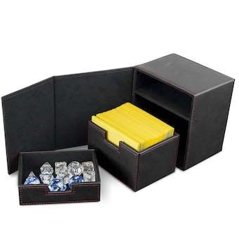 BCW Deck Vault LX - 100 - Black