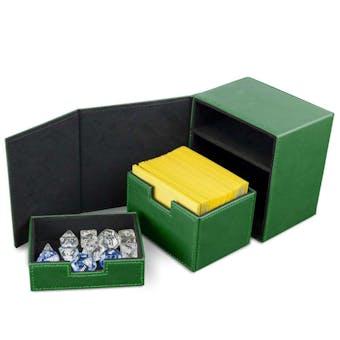 BCW Deck Vault LX - 100 - Green