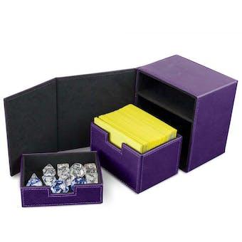 BCW Deck Vault LX - 100 - Purple