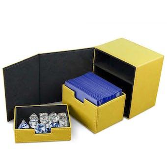 BCW Deck Vault LX - 100 - Yellow