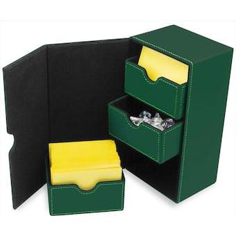 BCW Deck Vault LX - 200 - Green