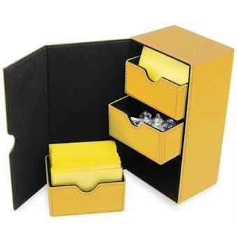 BCW Deck Vault LX - 200 - Yellow
