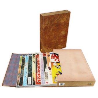 BCW Comic Book Stor-Folio - Art - Leather Book
