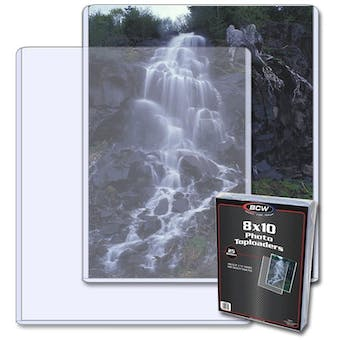 BCW 8x10 Toploader (25 Ct. Pack)