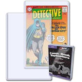 BCW Silver Comic Topload Holder (10 Ct.)