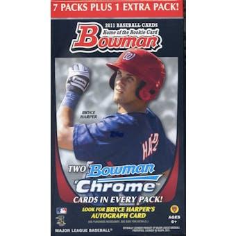 2011 Bowman Baseball 8-Pack Box