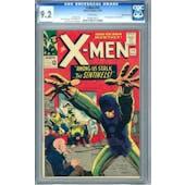 X-Men #14 CGC 9.2 (W) White Mountain Pedigree *1006673012*