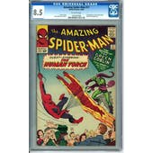 Amazing Spider-Man #17 CGC 8.5 (OW) *1007007006*