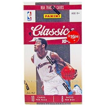 2010/11 Panini Classics Basketball 8-Pack Box