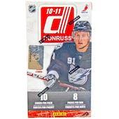 2010/11 Donruss Hockey 8-Pack Box