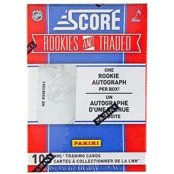 2010/11 Score Rookie & Traded Hockey Hobby Box (Set)