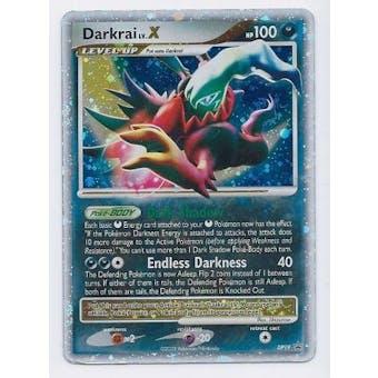 Pokemon Diamond & Pearl Single Darkrai lv. X DP19 Promo